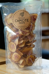 Camote Chips BBQCamote Chips BBQ
